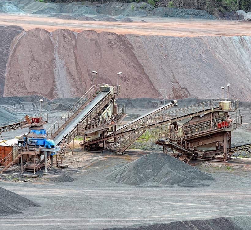 Mining Facility