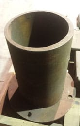 CJ6507 CANICA FEED TUBE 107#, For Crusher - Vertical Shaft Impactor