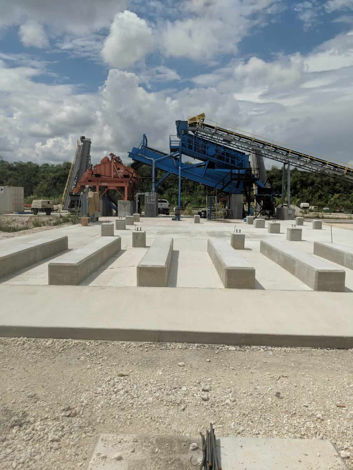 greenfield sand plant