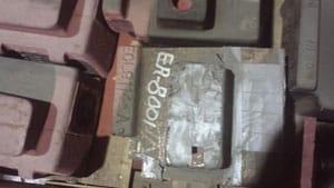 M0994 CEDARAPIDS 2600-SPOKANE 103-ISC103 ORIGINAL P#9114A 110#, For Crusher - Vertical Shaft Impactor